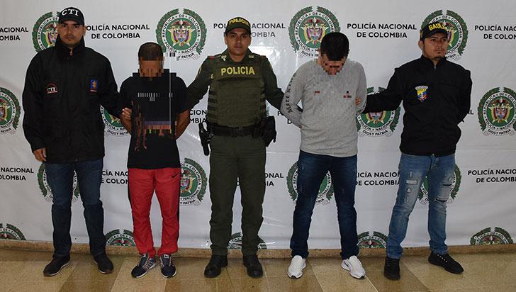A la cárcel dos hombres por homicidio en Portal del Edén