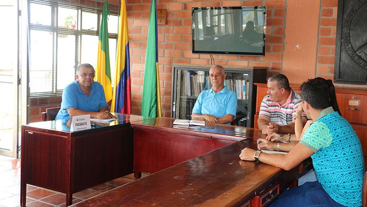 """""""La gestión del alcalde de Buenavista es tan buena que su plan de desarrollo va en un 80%"""": concejal"""