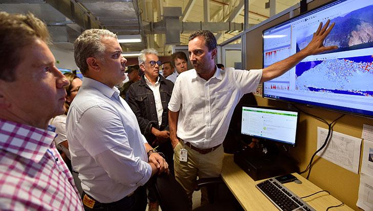 Duque encarga a autoridades ambientales supervisar recuperación del río Cauca