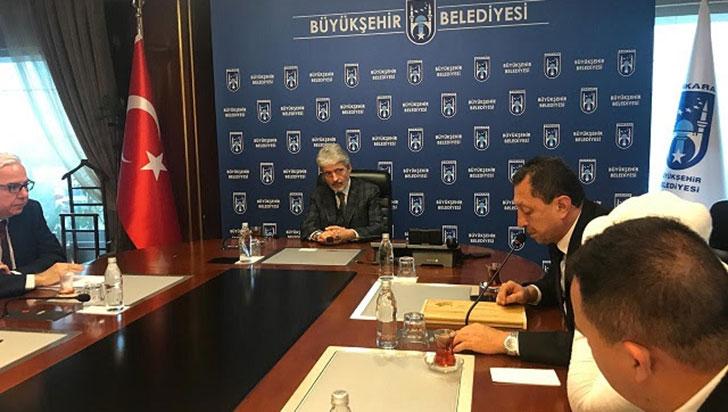 Alcalde prometió, después de llegar de Turquía, incluir expectativas turísticas en plan estratégico