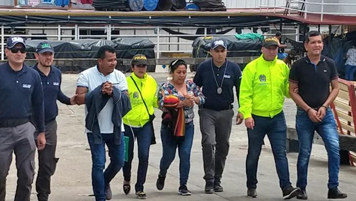 Detienen en Colombia a implicados en explotación sexual de indígenas en Perú