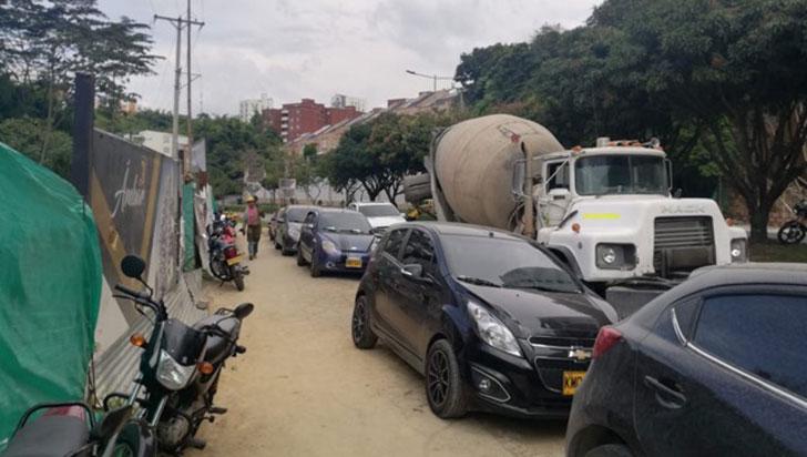 """""""Construcción en la carrera 19 nos tiene sin andenes"""": ciudadanos"""