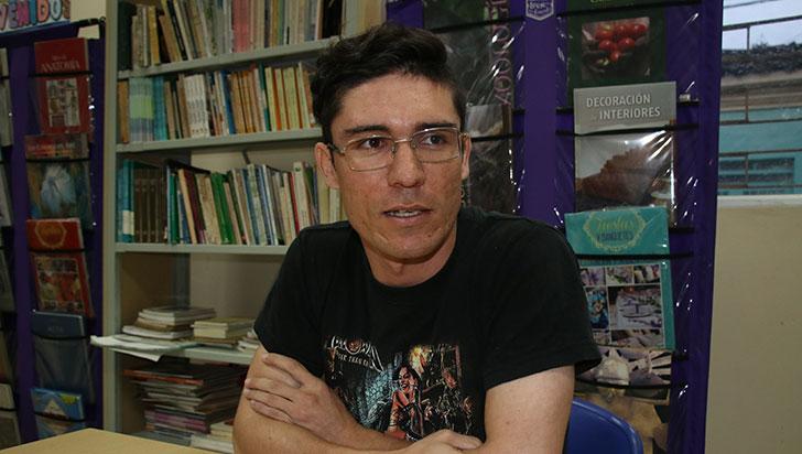 Internacionalizar y renovar, retos del director del Luis Vidales