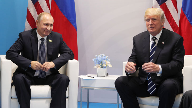 Putin amenazó con dirigir su armamento hacia EE.UU. si este país despliega misiles en Europa