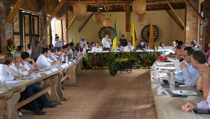 Agricultura por contrato y vivienda rural, programas que se ajustan a necesidades del Quindío