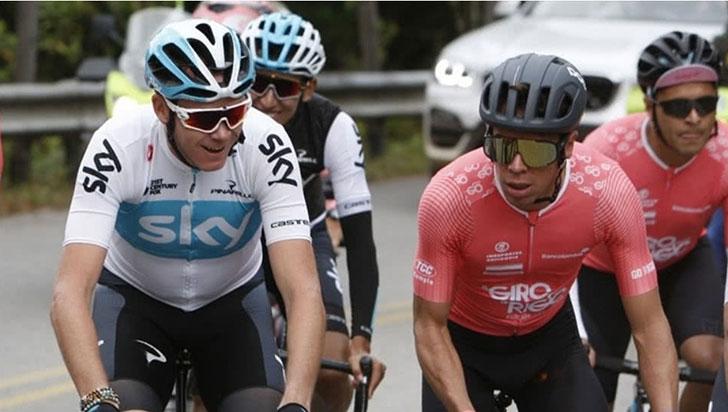 Segunda versión del Giro de Rigo, en noviembre en el Quindío