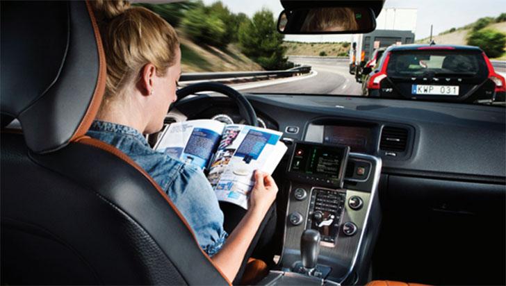 El manual del vehículo es para leerlo