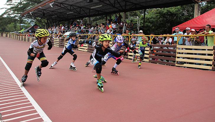 Definidos certámenes de patinaje en el Quindío