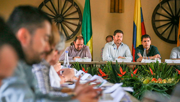 """""""Quindío tiene enormes oportunidades en el emprendimiento rural"""": viceministro de Desarrollo Rural"""
