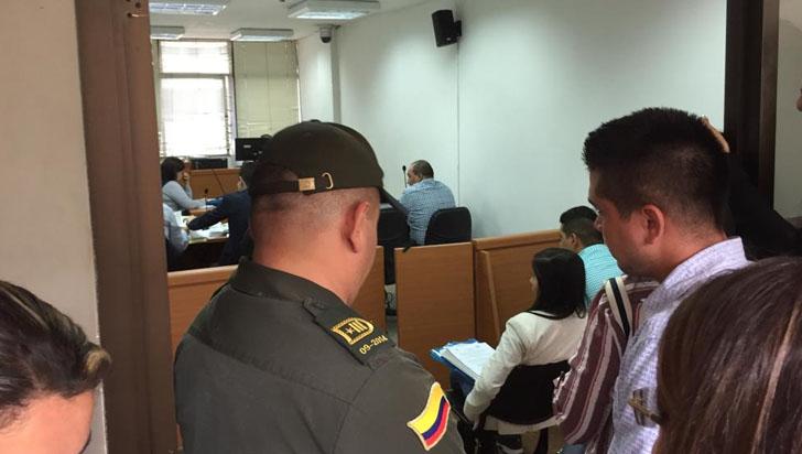 Ministerio público no aceptó alegatos de la defensa en caso Ánuar Oyola