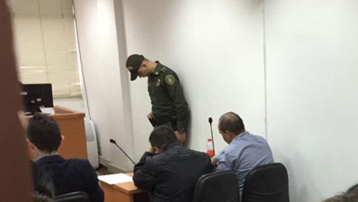 No revocaron medida de aseguramiento a tres implicados en caso Ánuar