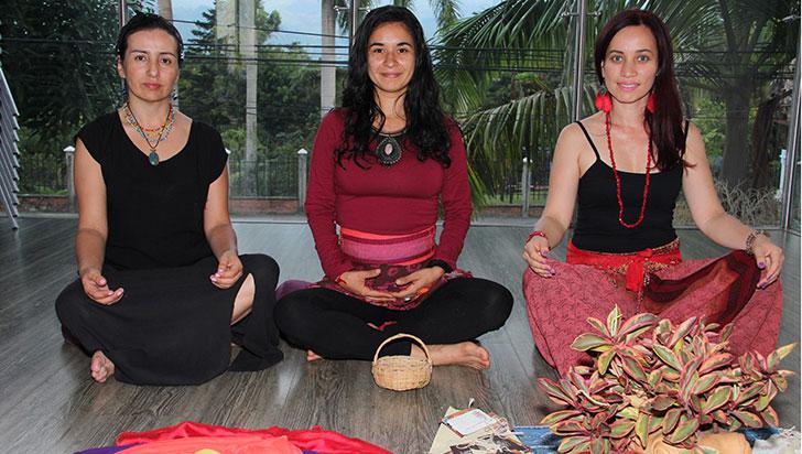 'Mi ciclo lunar', un espacio dedicado a las mujeres
