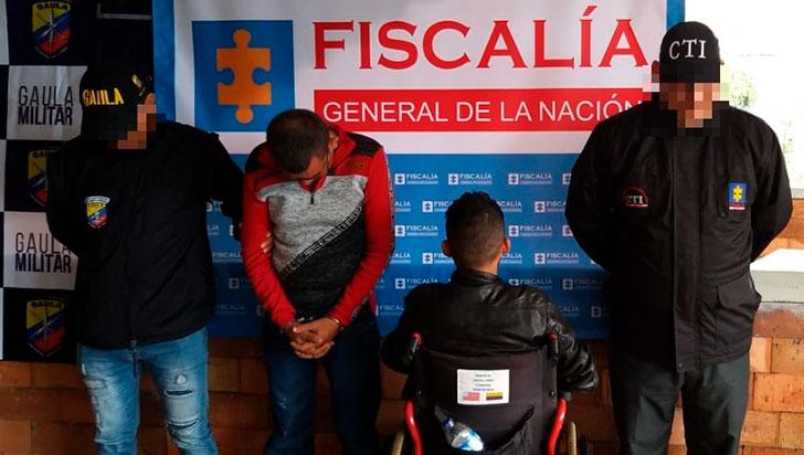 Cabo Ávila, de héroe tras perder sus piernas por una mina, pasó  a ser investigado por homicidio