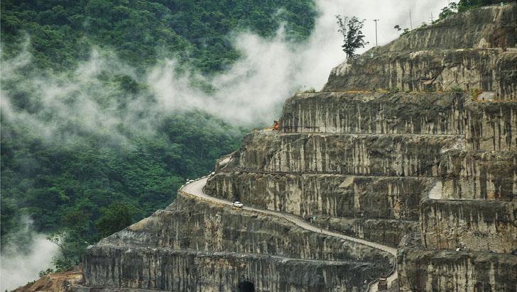 La JEP solicita información sobre desaparecidos cerca a Hidroituango