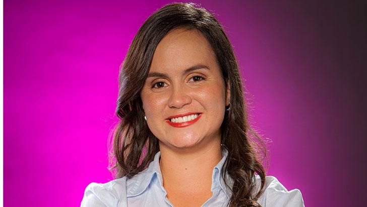 Laura M. Márquez  competirá por el premio a la Mujer Cafam