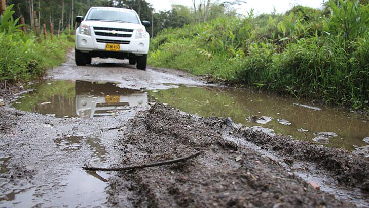 """""""Secretario de Infraestructura del departamento asaltó nuestra buena fe"""": JAC de Chagualá"""