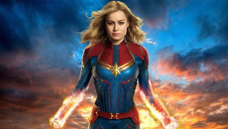 'Capitana Marvel' y su poderoso mensaje feminista
