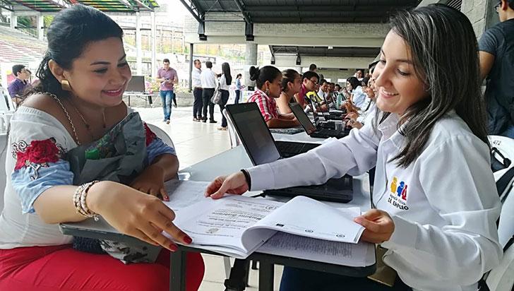 Este viernes, 132 vacantes para mujeres quindianas en microrrueda de empleo