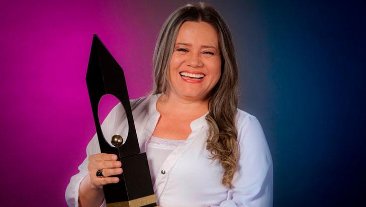 Ludirlena Pérez Carvajal, representante de Caldas, es la Mujer Cafam 2019