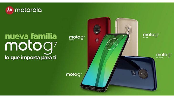 Motorola lanza en Colombia la séptima generación de la familia Moto G