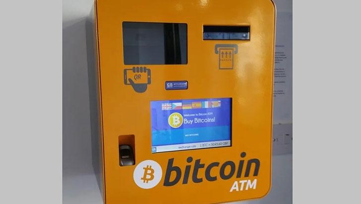 Cajero de bitcoin es instalado en la frontera de Colombia y Venezuela