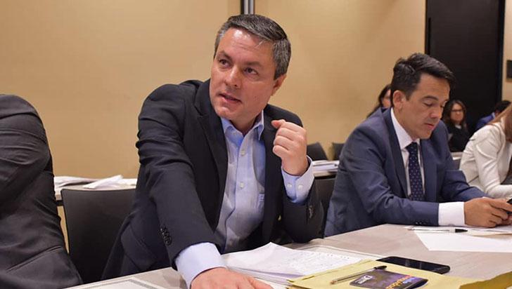 """""""Promoveremos la reforma de la ley de Turismo, un impulso a la competitividad del Quindío"""": Diego Javier Osorio"""