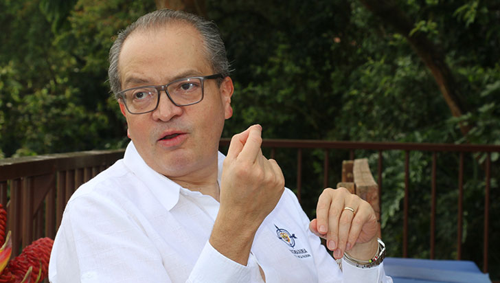 """Objeción a JEP agudiza la fractura política y abre un debate inoportuno e inútil"": Procurador Carrillo"