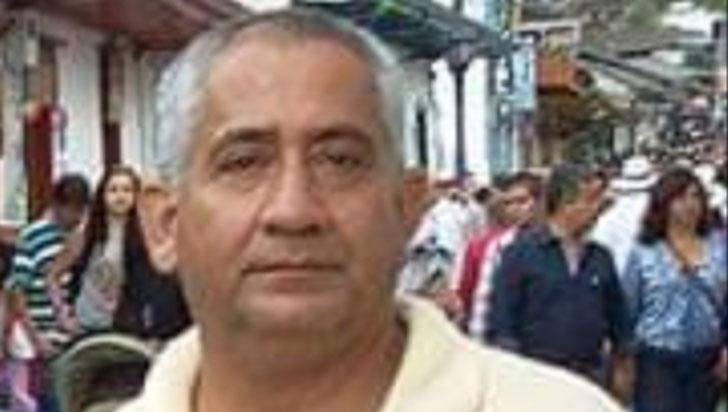 Este lunes le dieron el último adiós a hombre que murió en un accidente en Caicedonia
