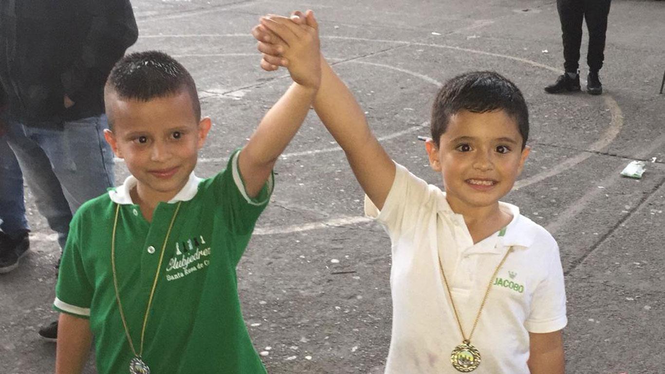 Jacobo Caicedo, pequeño gigante de ajedrez que irá al mundial de Turquía