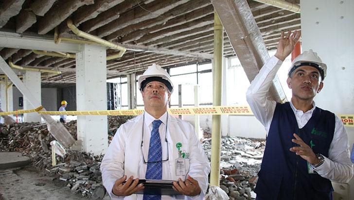 Con $14.691 millones, hospital San Juan de Dios se modernizará en tres segmentos