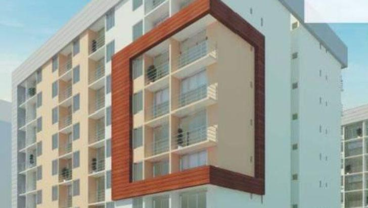 Obrero sobrevivió tras caer de un tercer piso de un edificio  en  Quimbaya