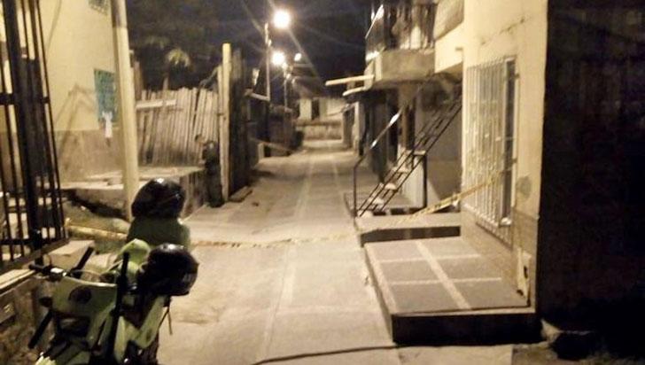 Asesinaron a bala a un joven en Montenegro