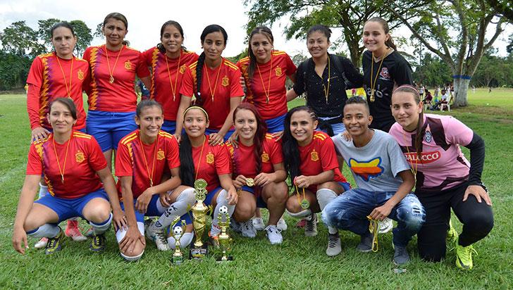 Quindío FC, el nuevo campeón del torneo liga femenina de fútbol