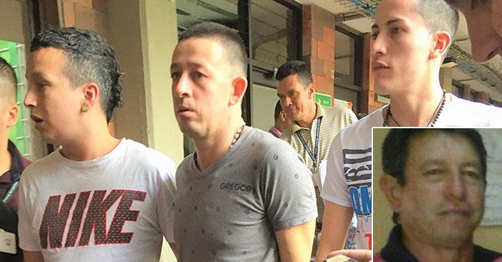 Condenados  los responsables del  homicidio de Ómer Orlando Torres