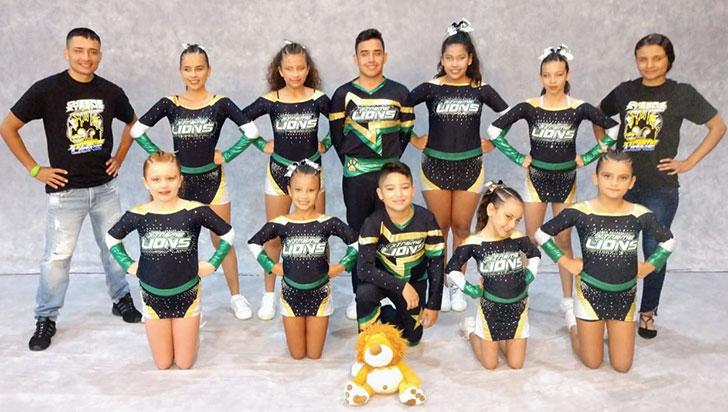 Xtreme Lions logró cuarto lugar en el UCA All Stars