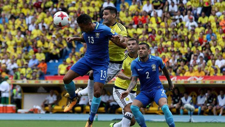 En Miami se jugará amistoso entre Colombia y Brasil