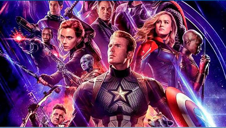 """Capitana Marvel se une al equipo en el nuevo tráiler de """"Avengers: Endgame"""""""