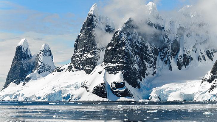 La temperatura del Ártico subirá entre 3 y 5 grados hasta 2050, según la ONU