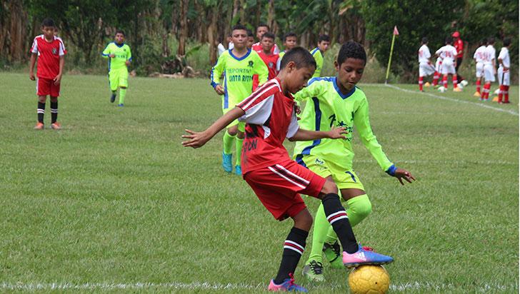 Acabó la espera, inicia la Copa Infantil de Fútbol Boy Toys