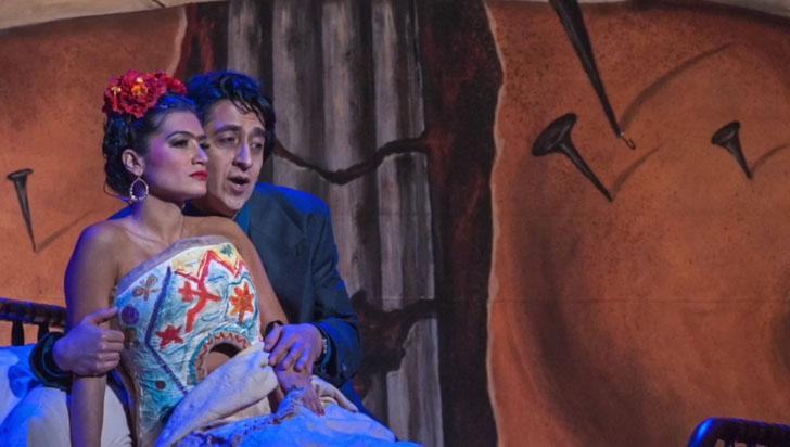 """Soprano colombiana protagonizará la ópera """"Frida"""" en EE.UU."""
