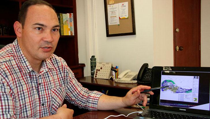 José Ignacio Rojas, alcalde ad hoc para temas de transporte público