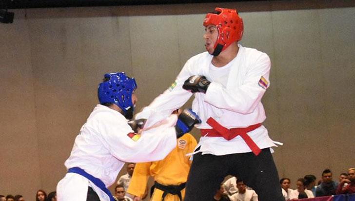 Con 17 deportistas, Quindío en Juegos Nacionales con hapkido