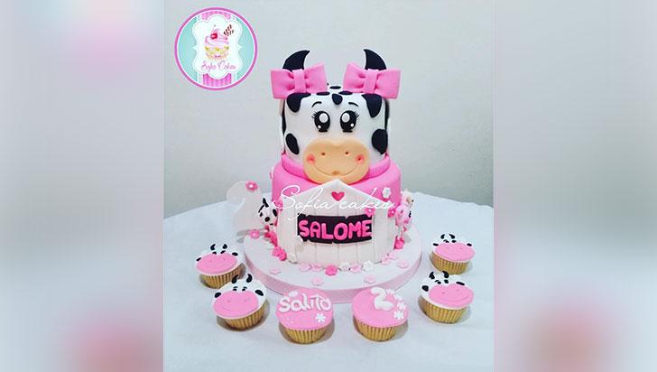 Sofía Cakes, un dulce sueño hecho realidad
