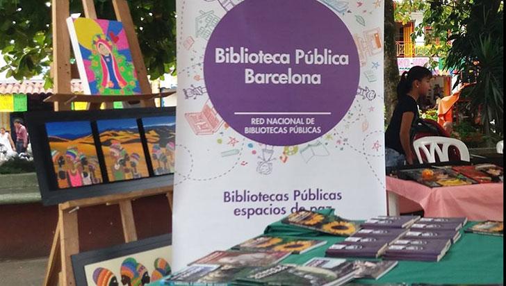 Biblioteca pública de Barcelona, habilitada para hacer pasantías