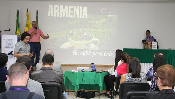 Turismo inclusivo, propuesta para el plan sectorial de Armenia