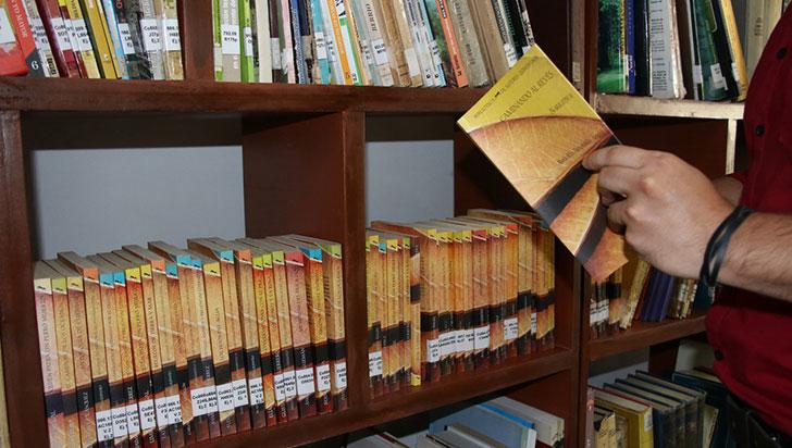 En mayo se conocerán las obras aprobadas para biblioteca de autores