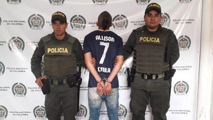 Hombre escapó de operativo en Armenia, pero lo capturaron en Córdoba