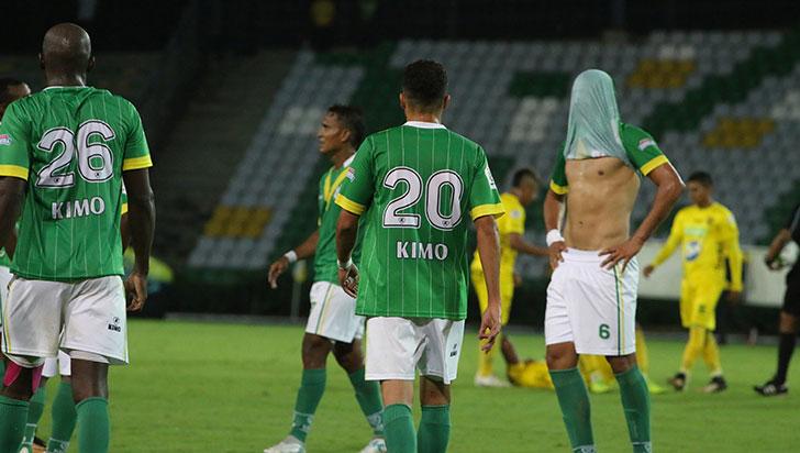 Quindío sumó su segunda derrota en Copa Águila, cayó 1-3 en casa frente a Huila