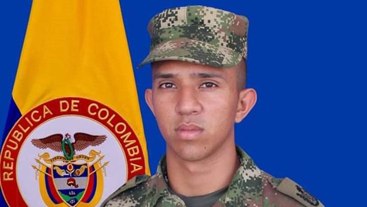 En Ibagué le dieron el último adiós al soldado de Pijao, asesinado en Tarra, por el Eln