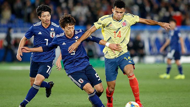 Corea del Sur,  nuevo reto de Colombia en calendario Fifa